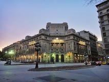 Beautiful urban architecture, Barcelona Royalty Free Stock Image