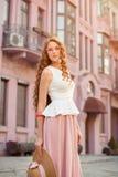 Beautiful urban woman, girl Stock Photography