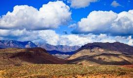 Beautiful Utah Landscape stock image