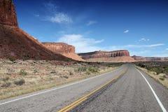 Beautiful Utah Royalty Free Stock Photography