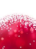 Beautiful valentine background. EPS 10 Royalty Free Stock Photos