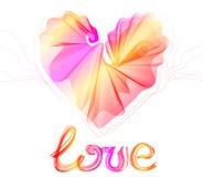 Beautiful Valentine's background Royalty Free Stock Photos