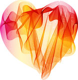 Beautiful Valentine's background Royalty Free Stock Image