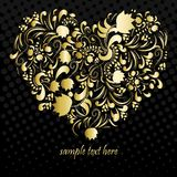 Beautiful Valentine's Day background Royalty Free Stock Images