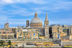 Beautiful Valletta Royalty Free Stock Photo