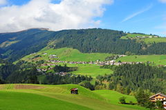 Beautiful valleys in Austria Royalty Free Stock Photography
