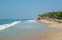 Varkala beach, Kerala, India Stock Image