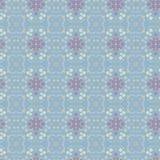 Beautiful vector floral pattern stock illustration