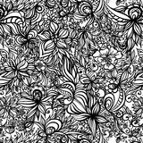 Beautiful vector seamless pattern Royalty Free Stock Images