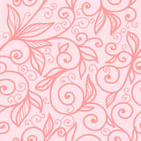 Beautiful vector seamless pattern Royalty Free Stock Photo
