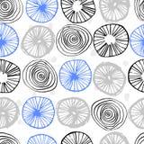 Vector seamless pattern simple scandinavian style royalty free stock photo