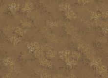 Brown abstract background for exquisite wallpapers stock illustration