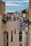 Beautiful Vejer Royalty Free Stock Photography