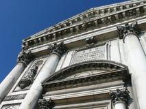Beautiful venetian architecture Royalty Free Stock Photos