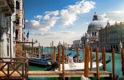 Beautiful venetian cityscape Stock Image