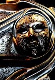 Beautiful Venetian Mask Royalty Free Stock Photos