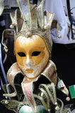 Beautiful venetian mask Stock Photo