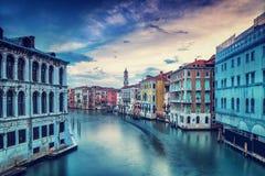 Beautiful Venice cityscape Stock Photo