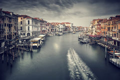 Beautiful Venice cityscape Stock Images