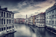 Beautiful Venice cityscape Royalty Free Stock Photo