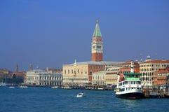 Beautiful Venice view Stock Photo