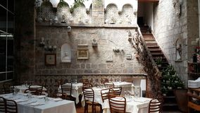 A beautiful venue in Sorrento Italy Stock Photography