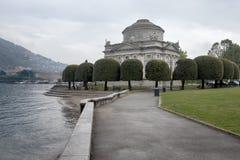 Lake of Como at Como Royalty Free Stock Images