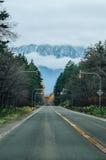 Hokkaido Road trip. Stock Image