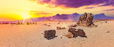 Canary island.Gran Canaria Natural Park Stock Images