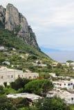 Beautiful view of Anacapri, Campania, Italy. Beautiful view of Anacapri, Capri, Campania, Italy Stock Image