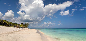 Beautiful view of the Atlantic Ocean stock photos