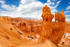 Beautiful view of Bryce Canyon National Park, Utah Stock Photos