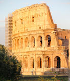 Beautiful view of Coliseum, Italy Stock Photos