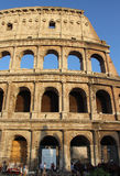 Beautiful view of Coliseum, Italy Royalty Free Stock Image