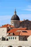 Beautiful view of Dubrovnik, Croatia Stock Photography