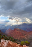 Beautiful view of  Grand Canyon National Park. Royalty Free Stock Image