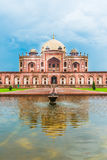 Beautiful view of Humayun`s Tomb, Delhi, India Royalty Free Stock Image