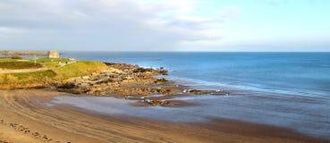 Beautiful view of Irish seacoast, Ireland Royalty Free Stock Images