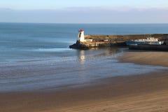 Beautiful view of Irish seacoast, Ireland Stock Photo