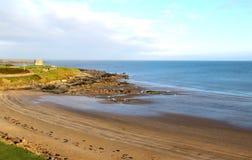 Beautiful view of Irish seacoast, Ireland Stock Image