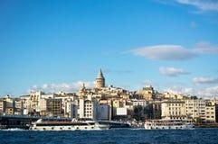 Istanbul City, Turkey Royalty Free Stock Photography