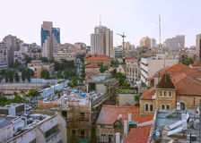 Beautiful View of Jerusalem Stock Photography