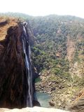 Jog Falls in India stock image