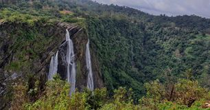 Jog Falls royalty free stock photos