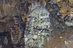 Beautiful view in Ledenika cave, Bulgaria Royalty Free Stock Images