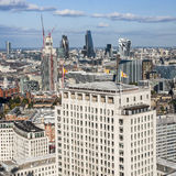 Beautiful view of London in England Royalty Free Stock Photography