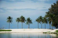 A beautiful view of the Maldives Bahamas Royalty Free Stock Photos