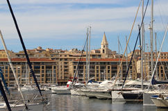 Beautiful view of Marseille Royalty Free Stock Photography