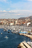 Beautiful view of Marseille Royalty Free Stock Photo