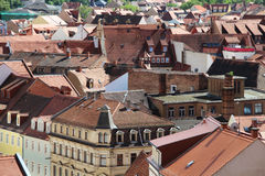 Beautiful view of Meissen, Germany Royalty Free Stock Images